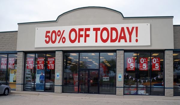 Mattress Firm sales tactics