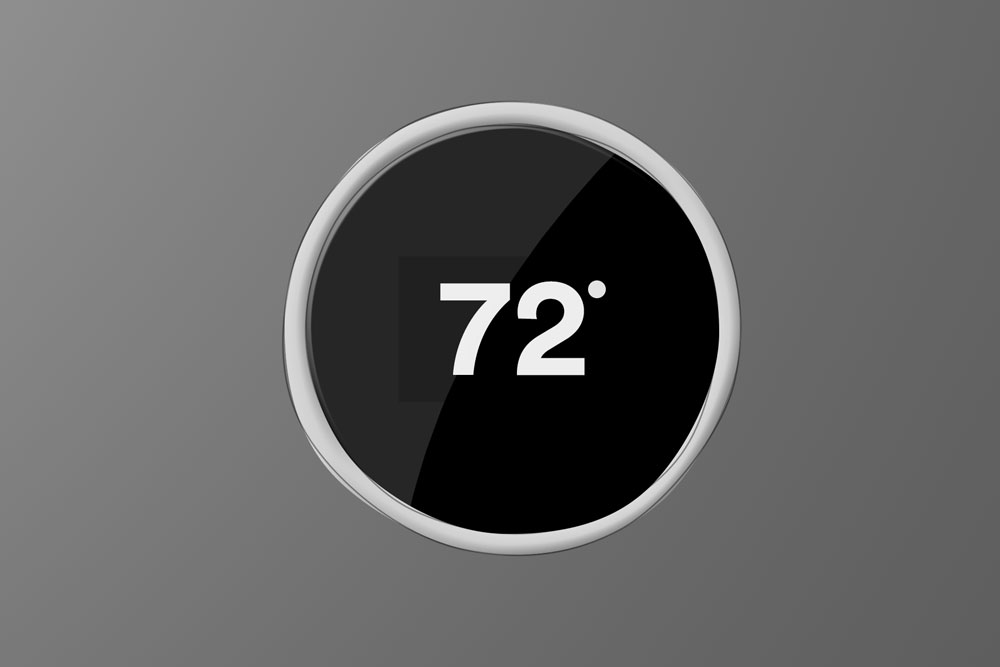 A thermostat that's smart enough to manage your home while you're gone can save money in the long run.