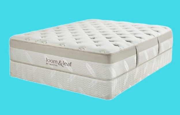 Best Plant-Based Mattress: Loom & Leaf