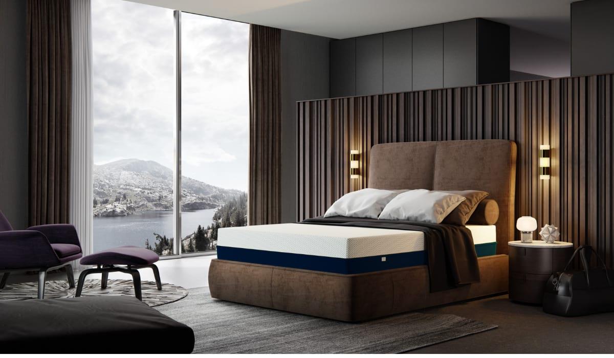 Amerisleep Luxury Interior | Amerisleep vs. Stearns and Foster: The Best Mattress' Recommendation